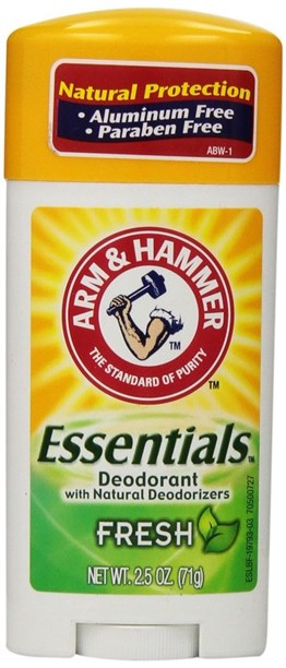 Arm Hammer Stick Essentials Fresh