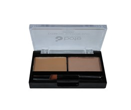 Bote Makeup Eyebrow Shadow Duo 10 Kaş Maskarası