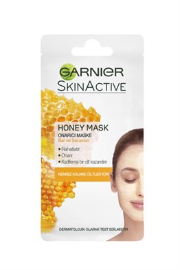 Garnier Cilt Maskesi Tek Kullanim 8ml Honey