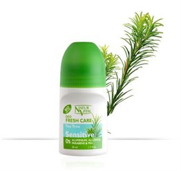 Natur Vital Sensitive Deo Roll-On Fresh Care 50Ml