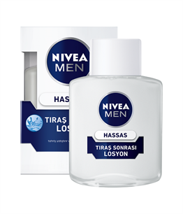 Nivea Men Erkek After Shave Losyon 100ml Hassas