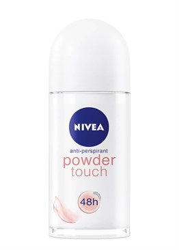 Nivea Roll-On Kadın 50ml Powder Touch