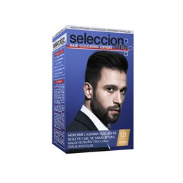 Seleccıon Naturel Men Set Boya 1 Sıyah