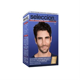 Seleccıon Naturel Men Set Boya 3 Koyu Kahve