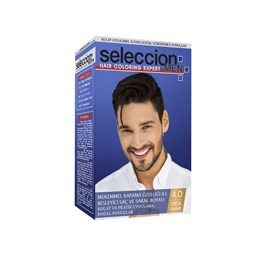Seleccıon Naturel Men Set Boya 4 Orta Kumral