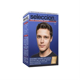 Seleccıon Naturel Men Set Boya 5 Acık Kahve