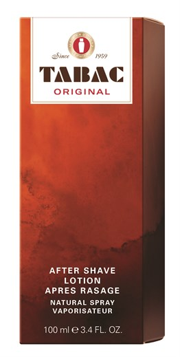 TABAC ORIGINAL AFTER SHAVE LOTION 100 ML SPRAY