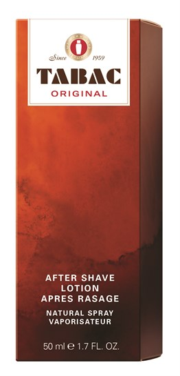 TABAC ORIGINAL AFTER SHAVE LOTION 50 ML SPRAY