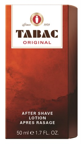TABAC ORIGINAL AFTER SHAVE LOTION 50 ML - DÖKME