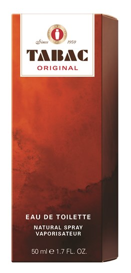 TABAC ORIGINAL EDT 50 ML NATURAL SPRAY